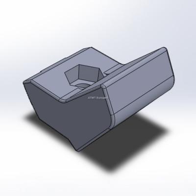 Hammer fitting to Husmann, HF V/VI/Z, blank