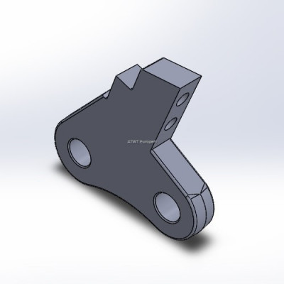 Holder fitting to Duratech, HD8/10 and TG2009/3010
