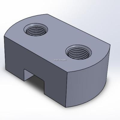 Stumpcutter ATWT stijl, holder, 5/8 thread